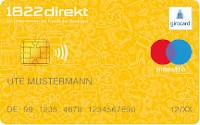 1822direkt Sparkassen Card