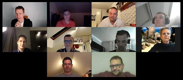 Aufsteiger-Training: Gruppe