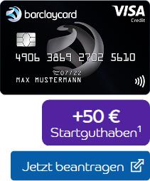 Barclaycard jetzt beantragen