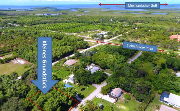 Kleines Grundstück auf Pine Island in Bokeelia