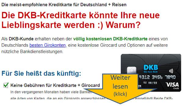Warum die DKB-Kreditkarte ihre Lieblingskarte werden könnte