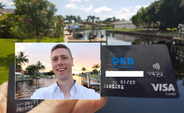 DKB Visa Card Ausland