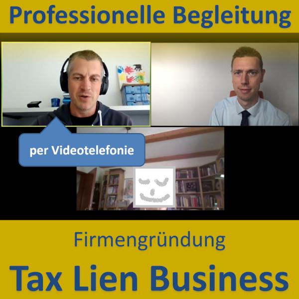 Tax Lien Firmengründung