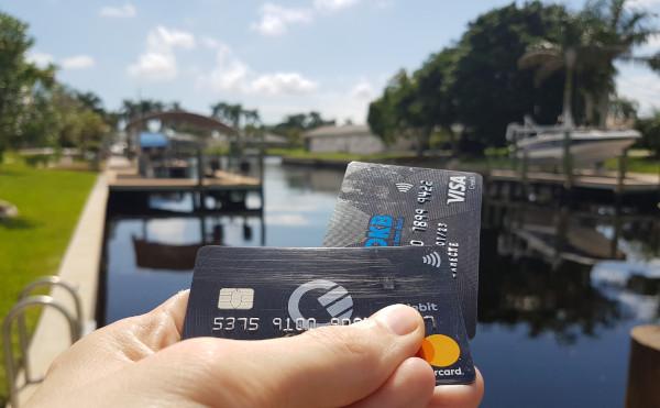 Kreditkarten in Florida