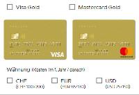 Kreditkarten Liechtenstein