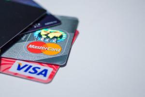 Visa und Mastercard