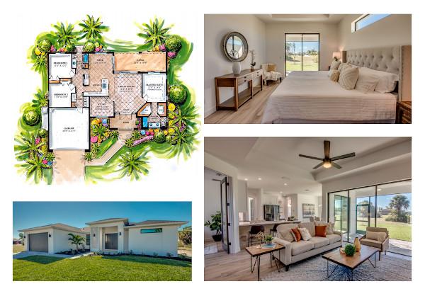 House Modena von Ramos Builders, Cape Coral