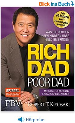 Rich Dad, Poor Dad: Buch zum Vermögensaufbau