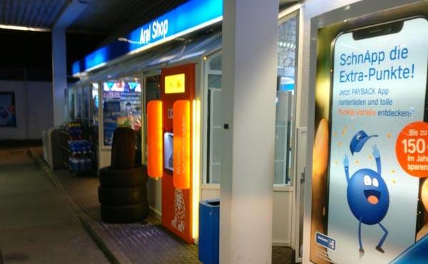 ING Automat Augsburg
