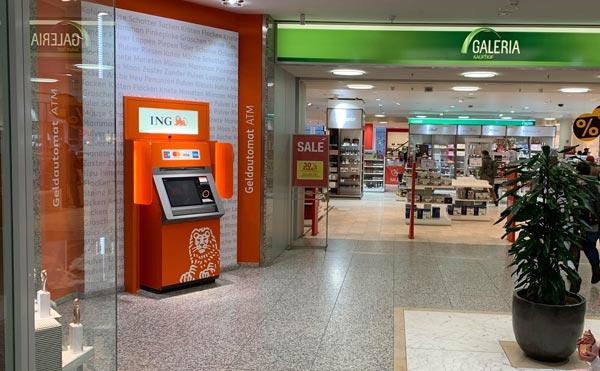 ING Automat Berlin Ringcenter