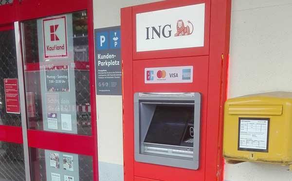 ING Automat Bochum