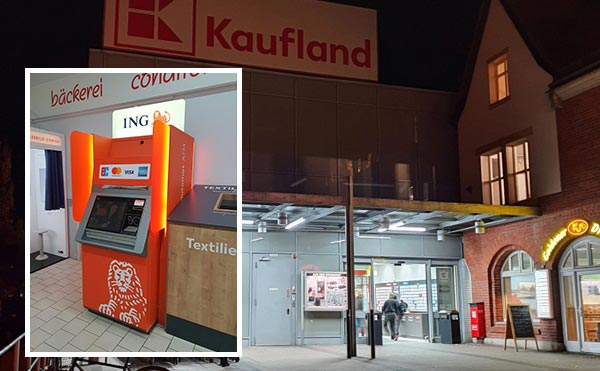 ING Automat Dresden
