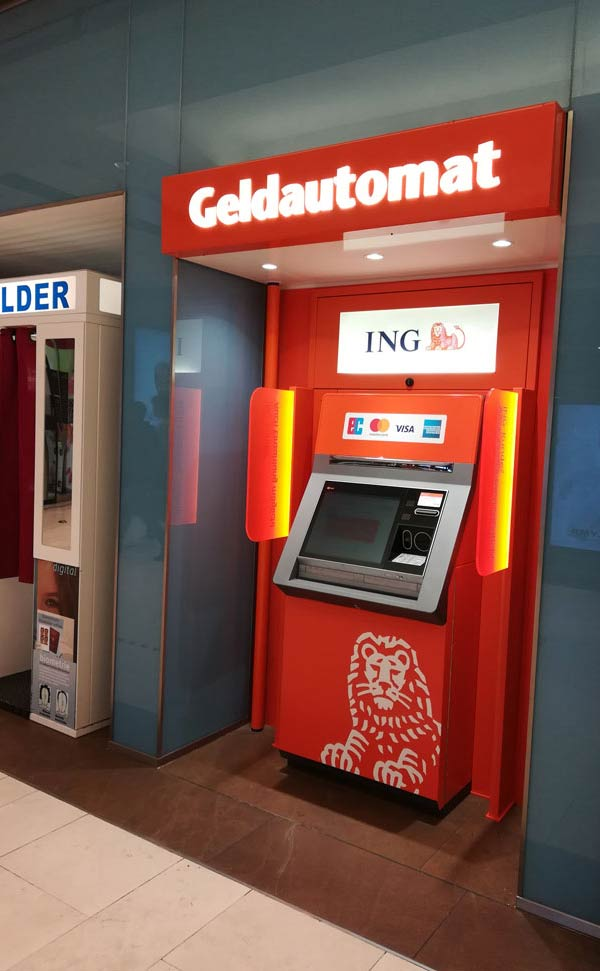 ING Automat Stuttgart