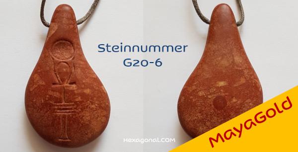 Stein der Harmonie mayagold G6
