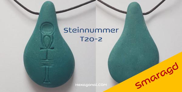 Stein der Harmonie smaragd 2