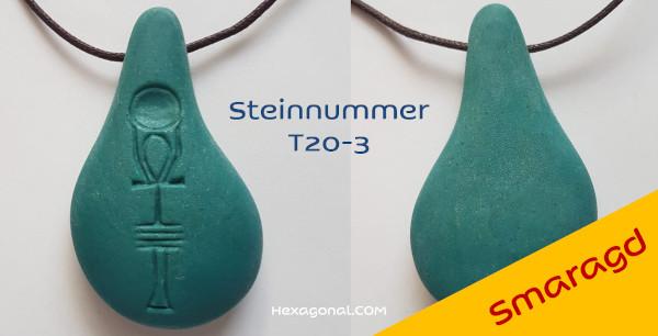 Stein der Harmonie smaragd 3