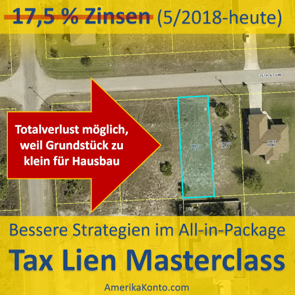 Tax Lien Totalverlust
