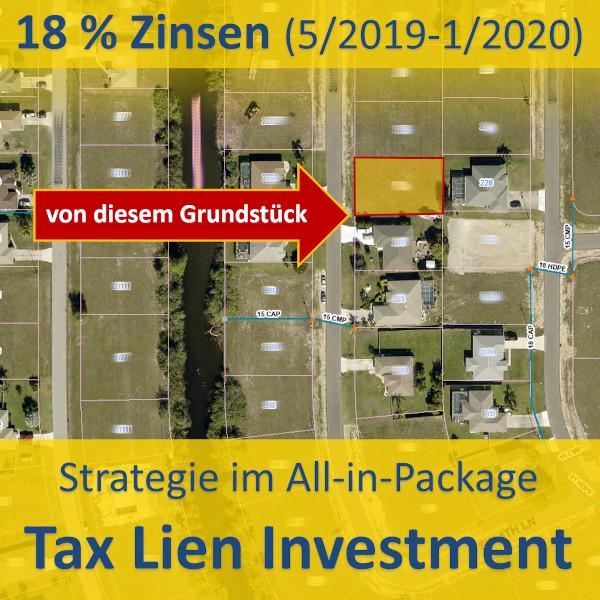 Tax Lien Investment
