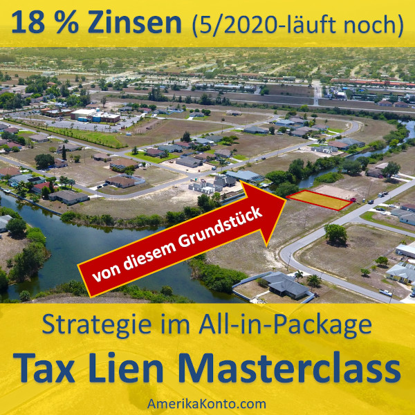 Tax Lien Strategie