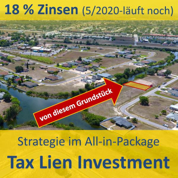 Tax Lien Strategie