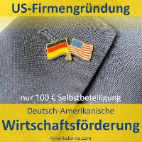US Firmengründung
