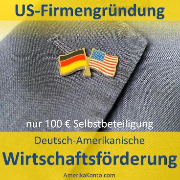 US-Firmengründung