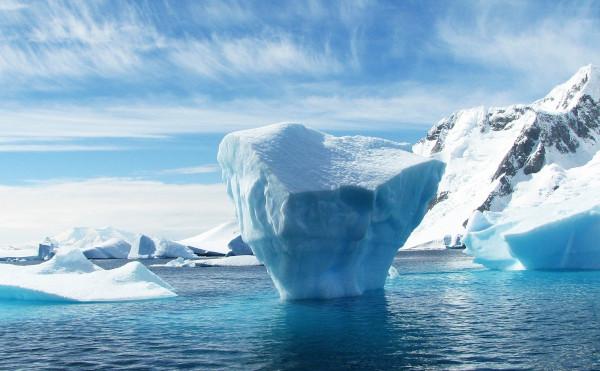 Arktis hexagonal
