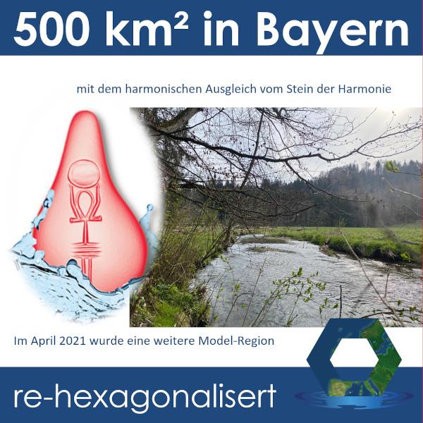 Bayern re-hexagonalisieren