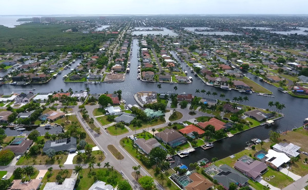 Cape Coral Stadt