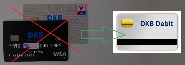 DKB Debit Card