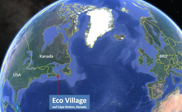 Eco Village Kanada