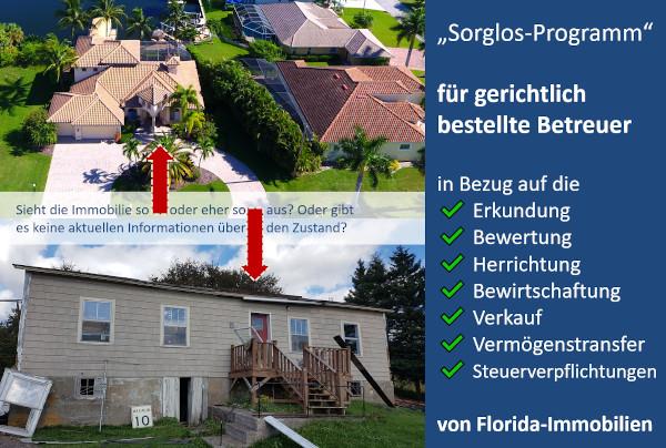 Florida-Immobilien für gerichtlich bestellte Betreuer