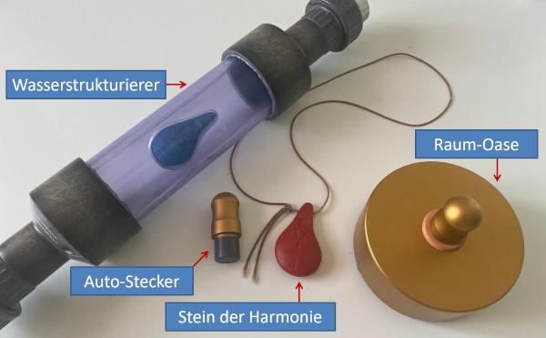 Hexagonale Schwarzkopf-Produkte