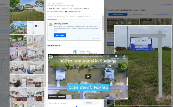 Immobilien-Angebot Florida