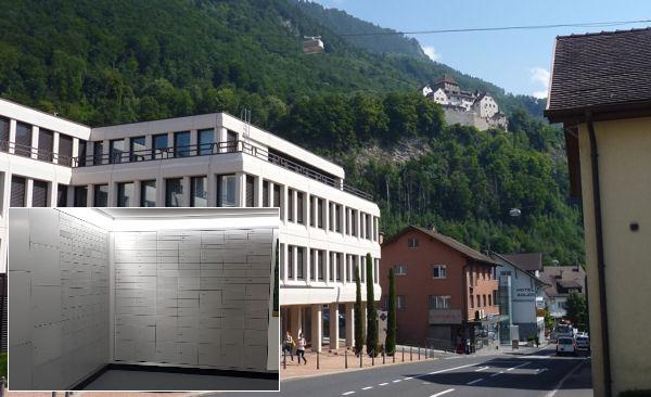 Private Banking Liechtenstein mit Schließfach