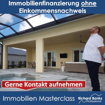 Immobilienfinanzierung ohne Einkommensnachweis