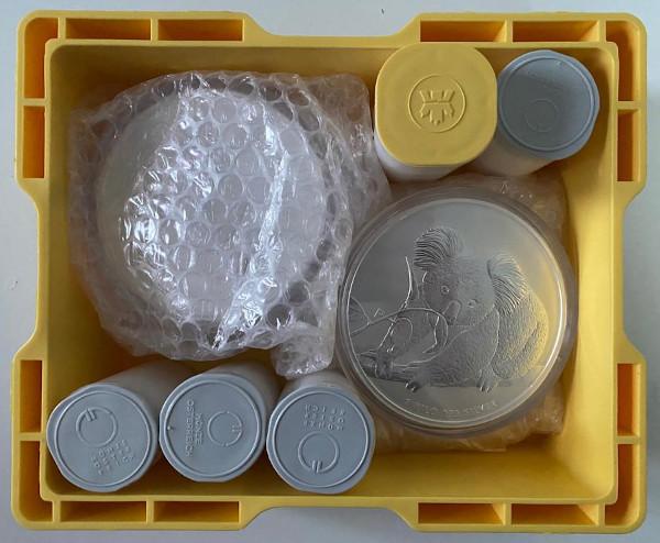 Silber: Familienschatz