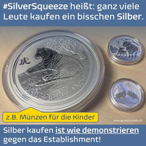 Silversqueeze
