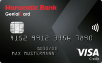 Genialcard Visa