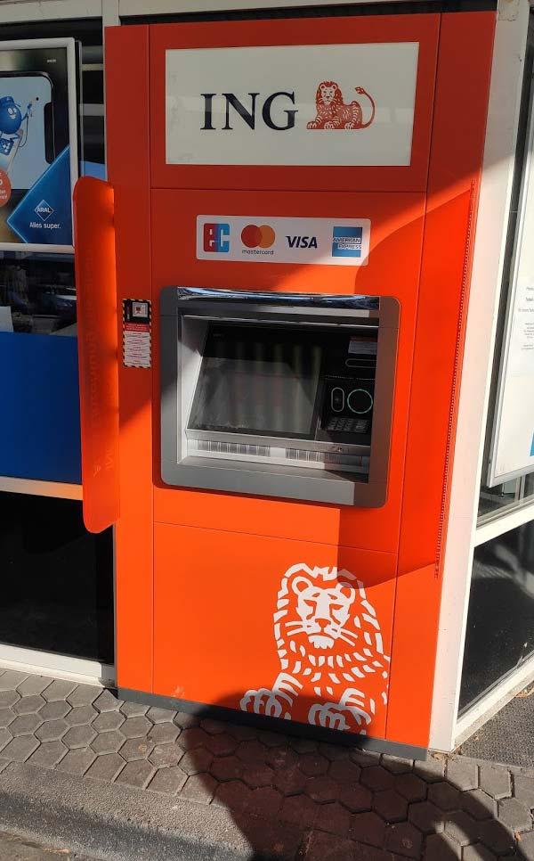 ING Automat Köln