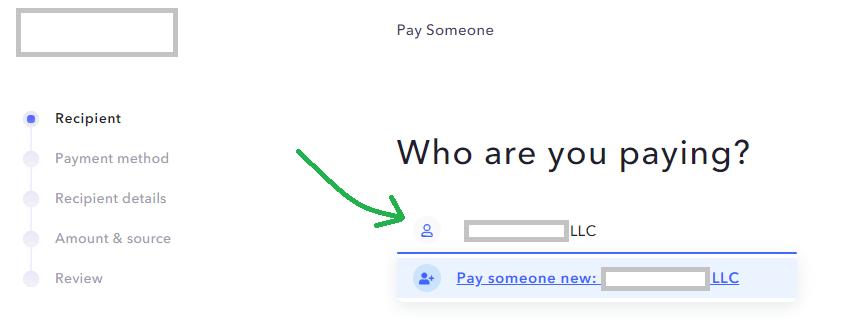 Wer soll den US-Scheck erhalten?