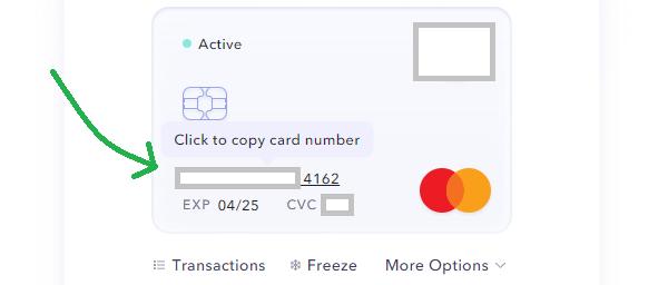 US Kreditkartennummer kostenlose US Kreditkarte