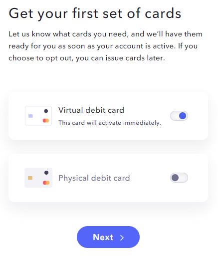 US Bankkonto mit Mastercard