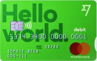 Borderless Mastercard