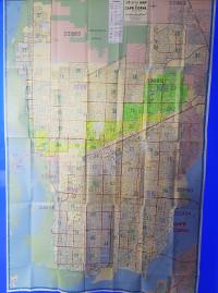 Karte von Cape Coral