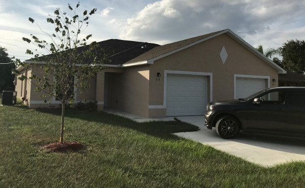 Duplex in SE Cape Coral