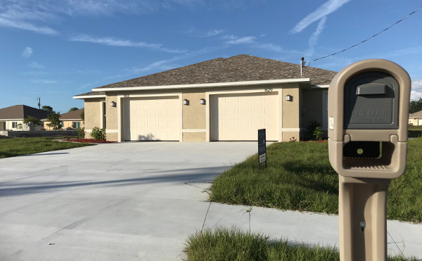 Duplex in Cape Coral