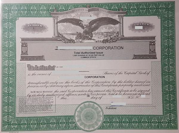 Firmengründung USA