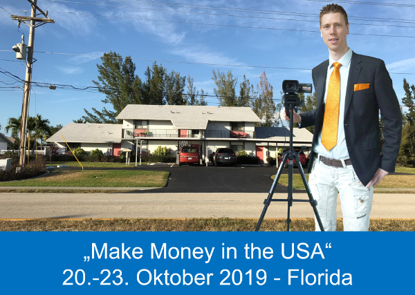 Workshop Make Money in the USA