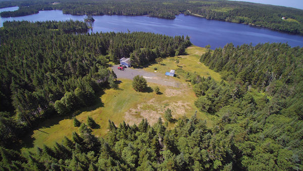 Grundstück auf Cape Breton